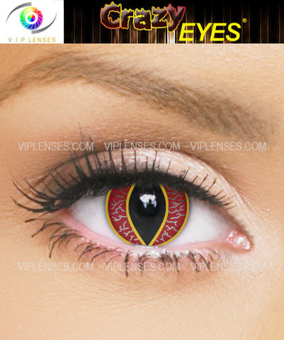 Crazy Species Contact Lenses