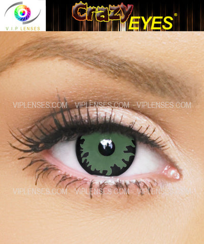 Crazy Troll Contact Lenses