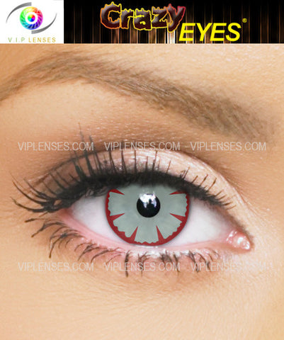 Crazy Unangelic Contact Lenses