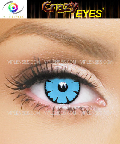 Crazy Underworld Contact Lenses