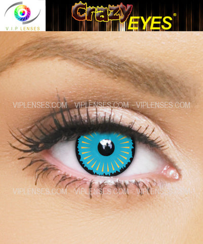 Crazy Zelda Contact Lenses