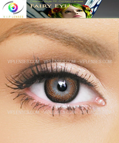 Fairy Eyes Chocolate Fairy Contact Lenses