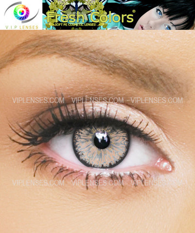Fresh Colors Pink Contact Lenses