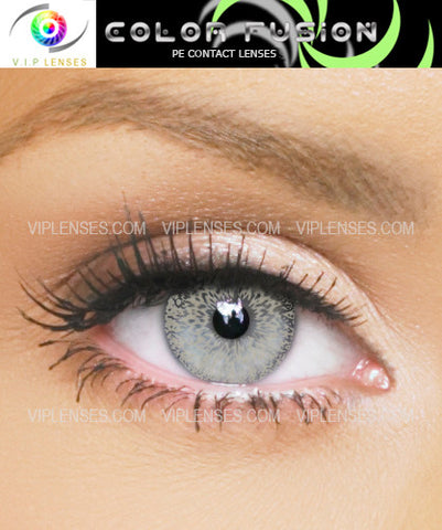 Fusion Misty Grey Contact Lenses