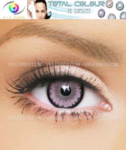 Total Violet Contact Lenses