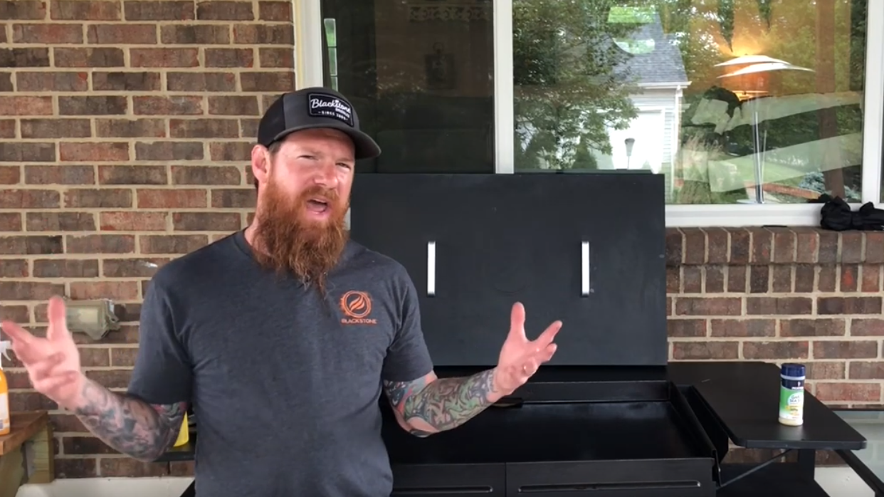 Blackstone Beard's Must-Have Grilling Accessories