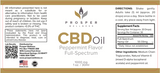 1000mg Full Spectrum CBD Tincture, Buy 2 Get 1 Free