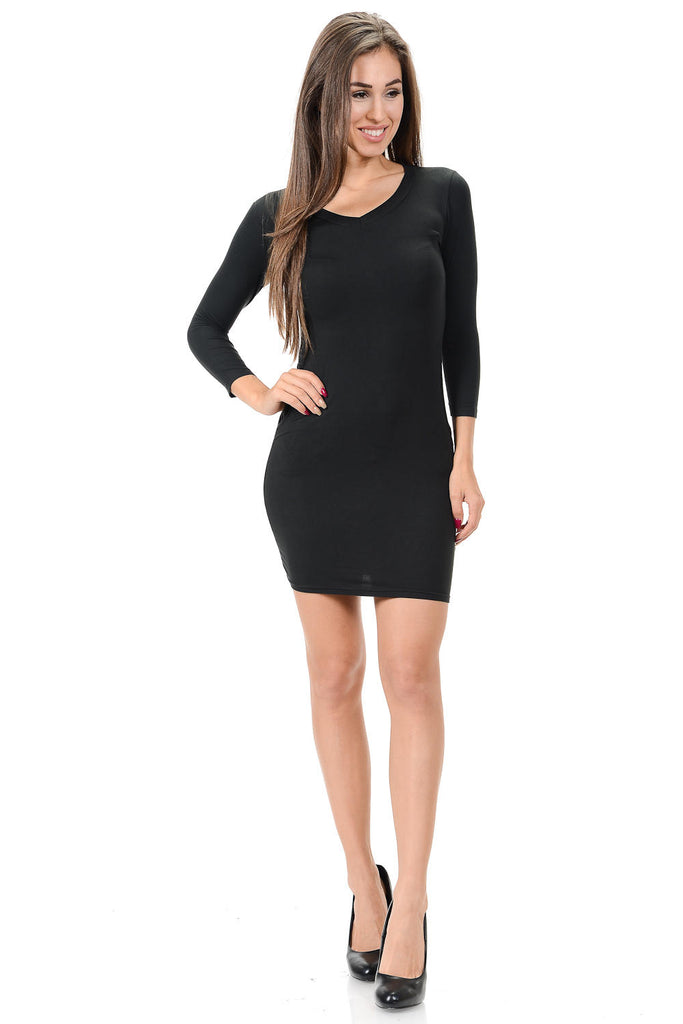 Diamante Fashion Women's Dress - Style C331