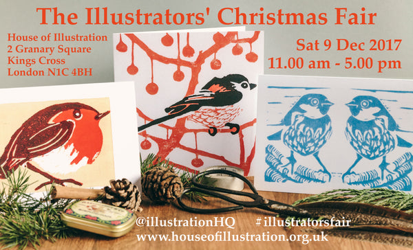 Illustrators' Christmas Fair 2017