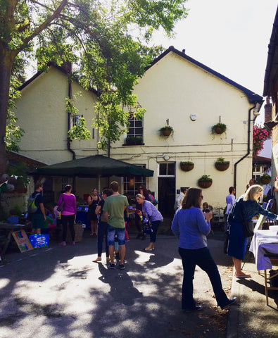 George & Dragon, Thames Ditton Farmers Market