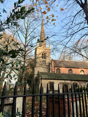 The Old Church Stoke Newington