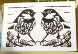 Sparrows Multi-Pack Greeting Cards Pack of 6