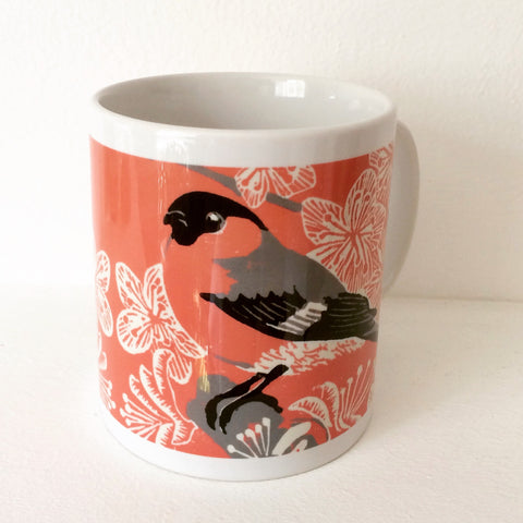 Bullfinch Ceramic Mug