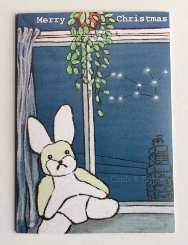 Christmas Lepus Cards Pk of 5