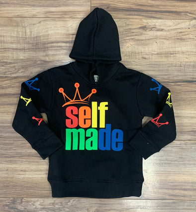 Kid's Self Made Hoodie- 10277LK