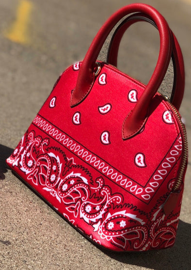 Red Bandit Bag- SDB101