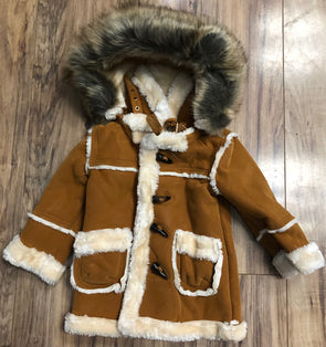 Toddler Shearling- JK910T