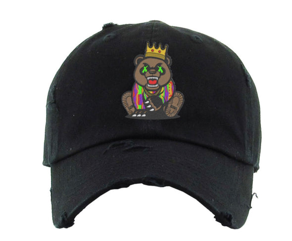 Exotic Grizzly Dad Hat- BAWS12226