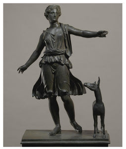 Artemis and the Stag-World's Most Expensive Antiquity- Replica's - sculptin.com
