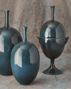 Small Ovoid Vase - sculptin.com
