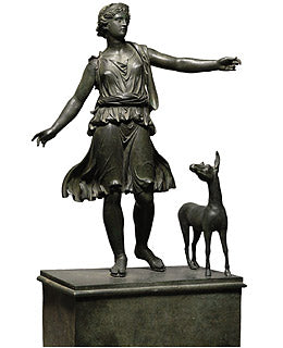 Artemis and the Stag-World's Most Expensive Antiquity-