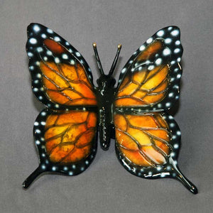 Butterfly Bronze Statue Figurine Insect Art / Limited Edition / Signed & Numbered - sculptin.com
