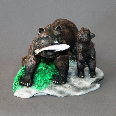 Home Decor | Bear Sculpture Figurine