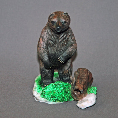 Home Decor | Bear Statue Figurine Sculpture Art