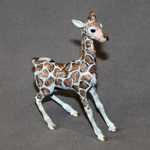 Load image into Gallery viewer, Home Decor | Giraffe Baby Figurine Sculpture Art