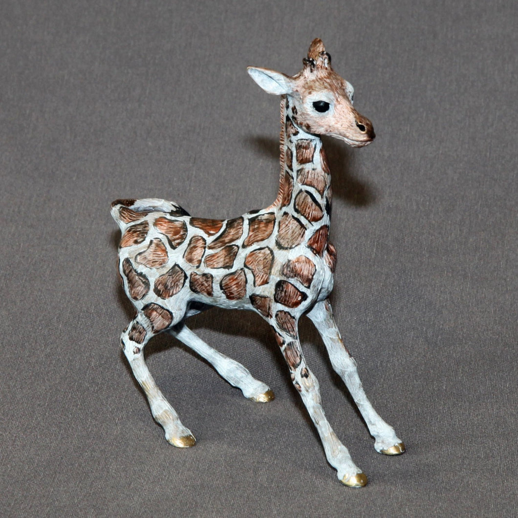 Home Decor | Giraffe Baby Figurine Sculpture Art