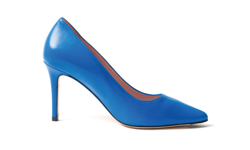 Blue High Heels | Julieta | The most comfortable heels ever.