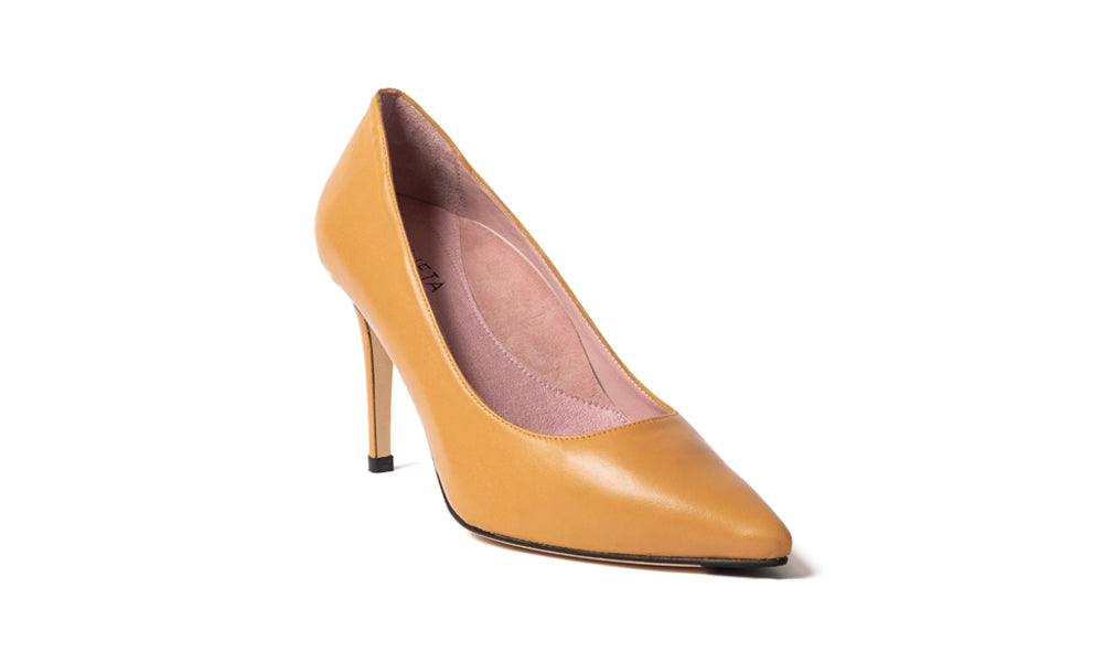 Buy Luxury Caramel Heels