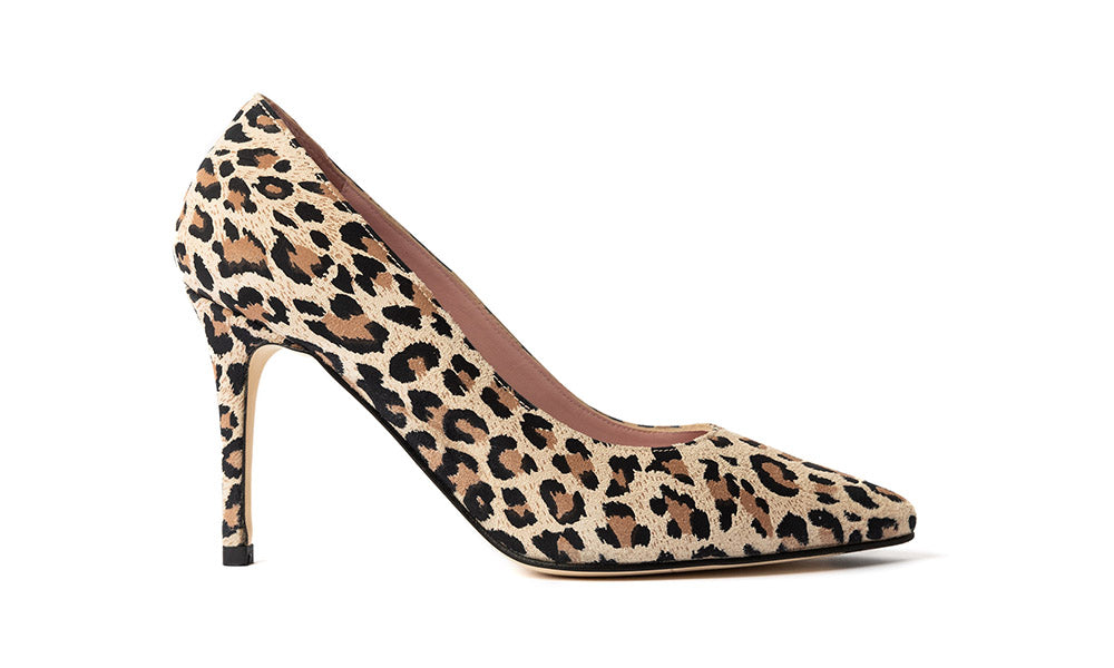 Leopard Print Heels | Julieta | The most comfortable heels ever.