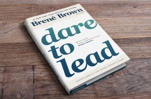 Dare to Lead by Brene Brown | Mother's Day Gift Guide