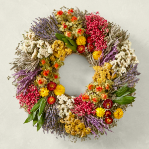 Floral Wreath | Mother's Day Gift Guide