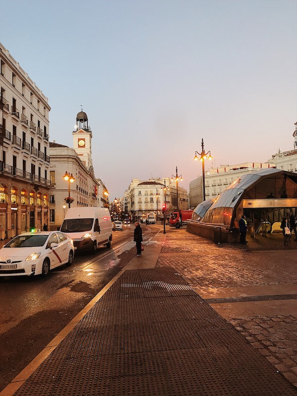 A Metro Station   One Year Ago Today: My Life in Spain   Julieta