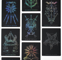 Load image into Gallery viewer, The Weaver Tarot - Ascendant - Threads of Fate