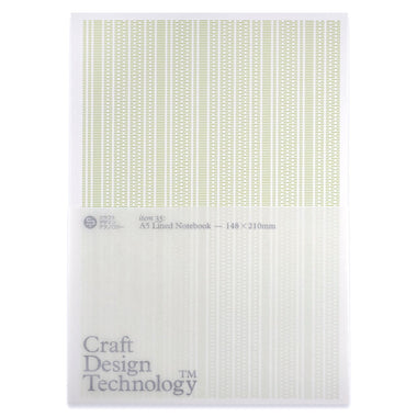 Craft Design Technology Notesbog