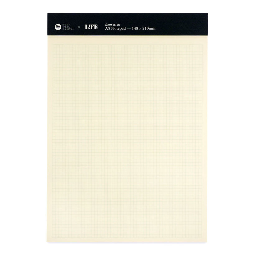 Craft Design Technology Life Notepad Notesblok