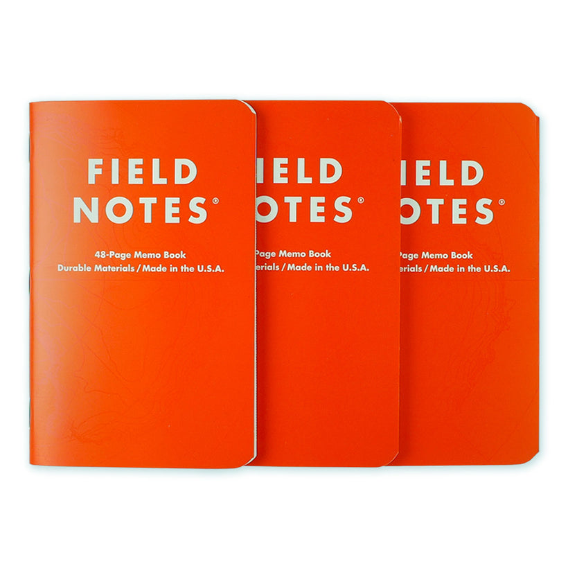 Field Notes Expedition Notesbog 3-pak