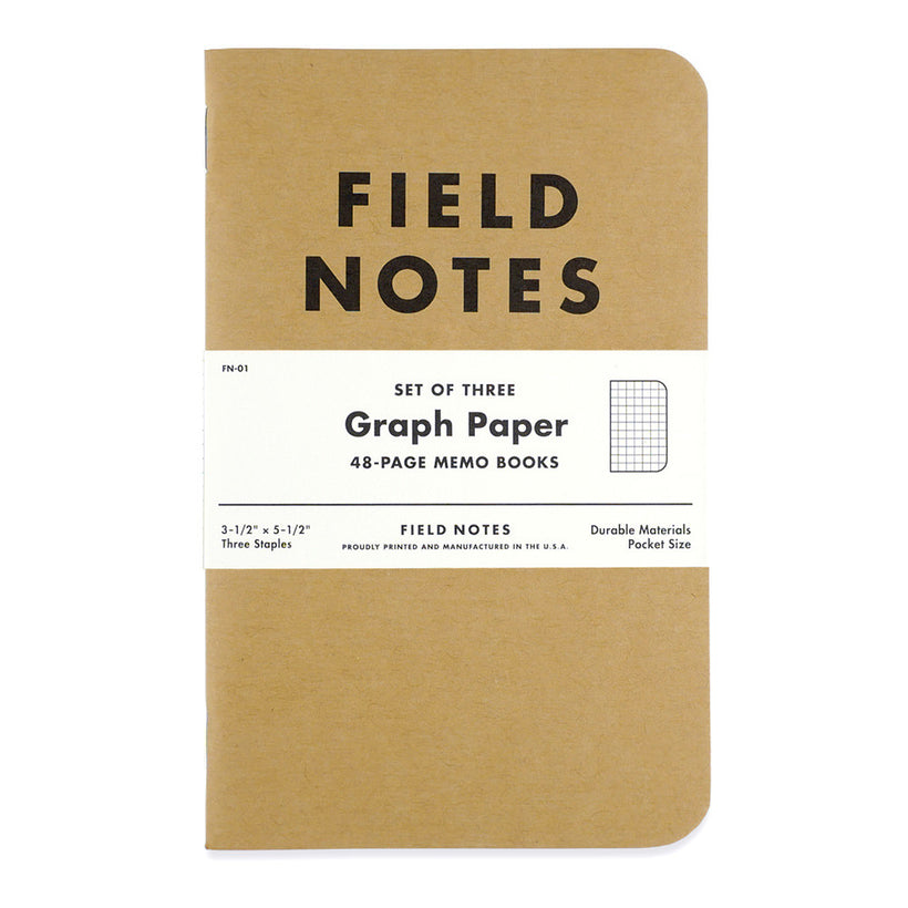 Field Notes Notesbøger