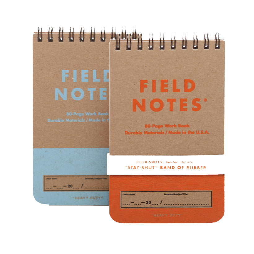 Field Notes - Heavy Duty