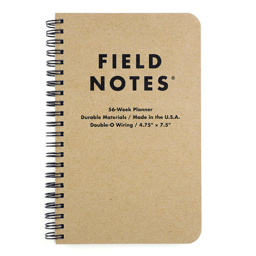 Field Notes 56-Week Planner Kalender
