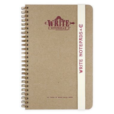 Write Notepads & Co. Notesbog - Linieret