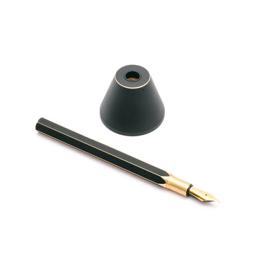 Ystudio Brassing Desk Fountain Pen