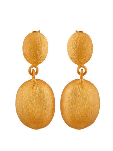 MARRAKECH double drop earrings
