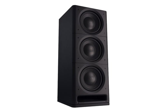 XTZ Cinema SUB 3X12 Matte Black