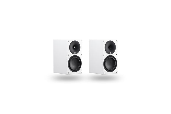 XTZ Spirit 4 Matte White (Pair)