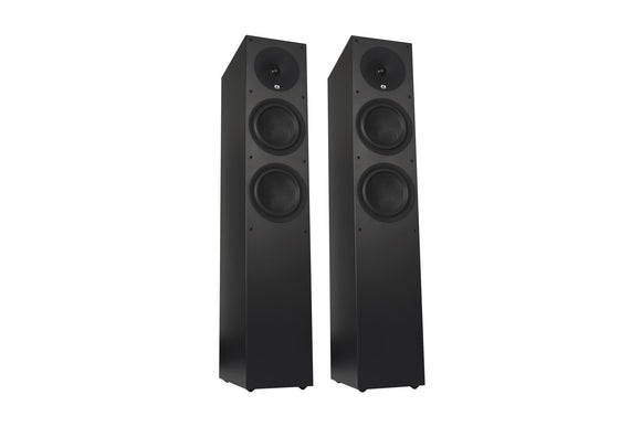 XTZ Spirit 11 Matte Black (Pair)