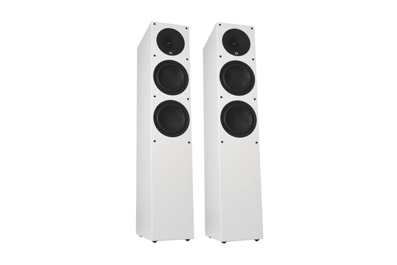 XTZ Spirit 11 Matte White (Pair)